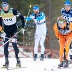 Mitten unter den Topstars © Skiclassics / Magnus Östh