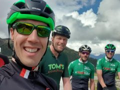 TOM's Coaching Trainingskurs im Zillertal
